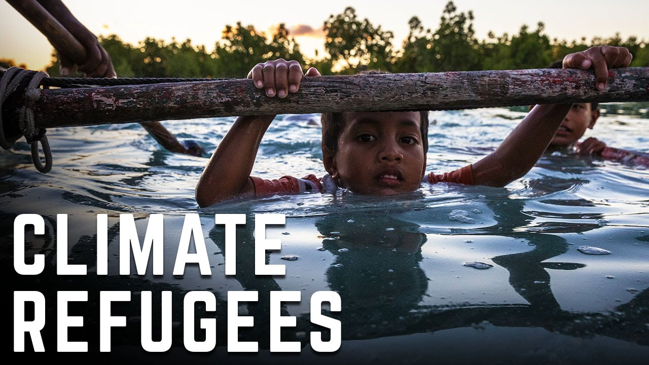 Image result for Climate refugees