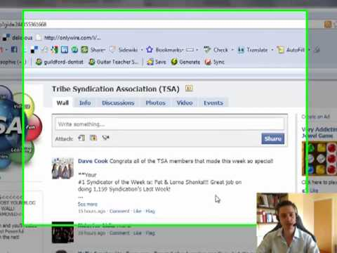How to Join the TSA Facebook Group & Introduce Yourself