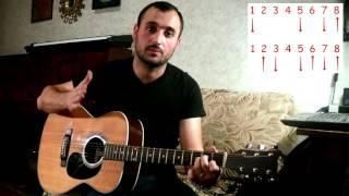 Как играть Red Hot Chili Peppers - Californication на гитаре (разбор, видео урок)