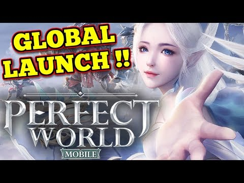Perfect World Mobile : First Impressions