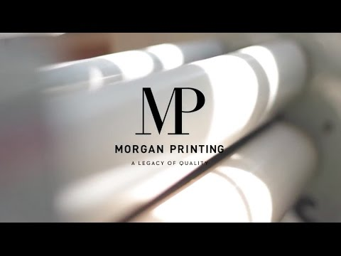 Morgan Printing - One Minute Film