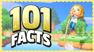 101 NEW facts About Animal Crossing New Horizons