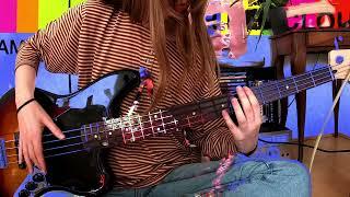 Lizzy Mercier Descloux - Roommate / bass