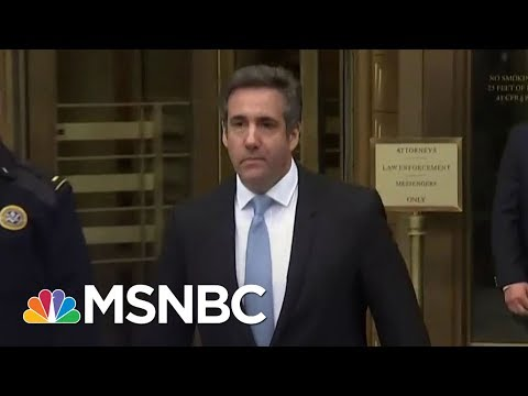 Will Michael Cohen Flip On President Donald Trump? | The Last Word | MSNBC