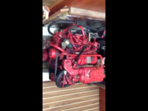 Beta 20hp Marine diesel for sale