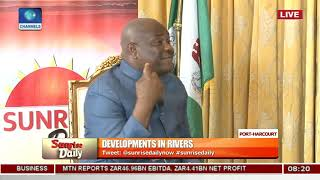 Wike Questions INEC's Promise To Ensure Free And Fair Elections In 2019 |Sunrise Daily|