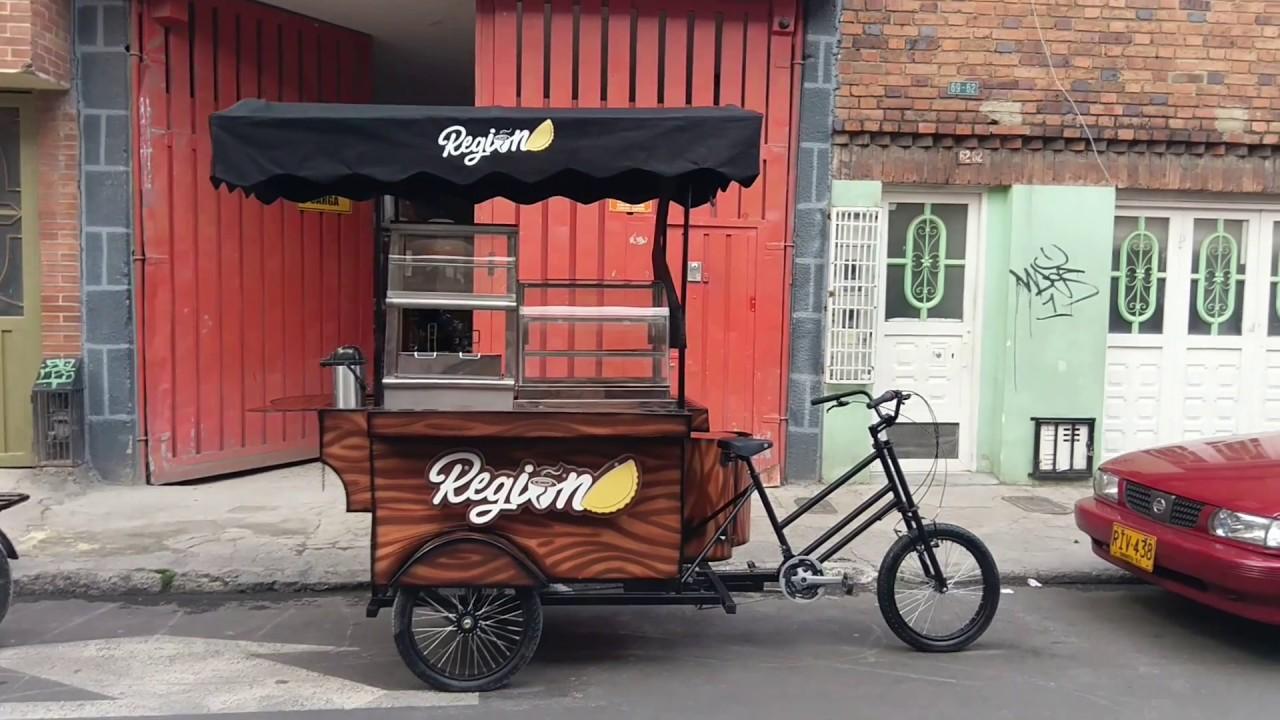 Carros de comidas rapidas franquicias exclusivas for Mesas para negocio comidas rapidas