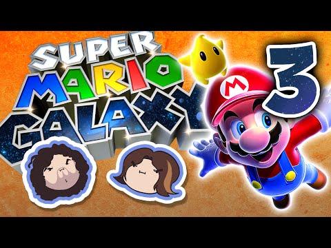 Super Mario Galaxy: Getting Real - PART 3 - Game Grumps