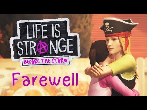 Life is Strange: Farewell - One Last Pirate Adventure
