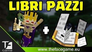 LIBRI PAZZI + BOSS STREGA !! #StoCrafto 2.0 E21