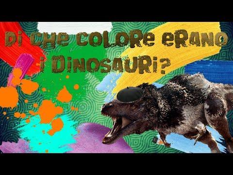 Zoosparkle - Di che colore erano i Dinosauri?