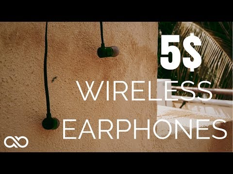5$ Wireless Earphones  || Are They Worth It?