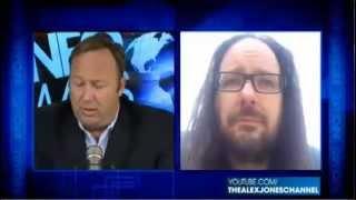 Korn NSA - Jonathan Davis Interview Alex Jones 2-17-14