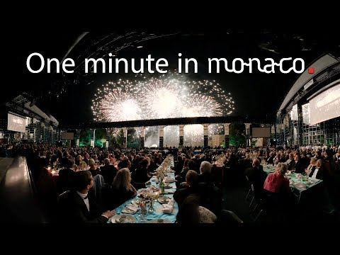 One Minute In Monaco: Gala