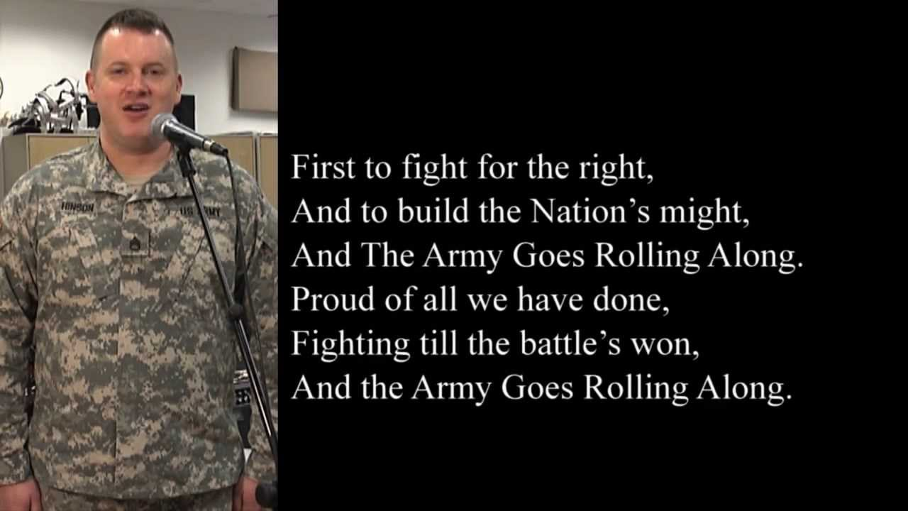 The Army: The Army Song