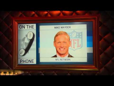 NFL Network Draft Analyst Mike Mayock on L.A. Rams Trading Up for #1 Overall Pick & More 4