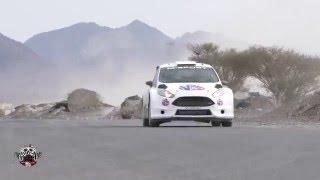 Rally Car Test - Dubai