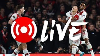 Martinelli with 2 goals in 131 seconds! | 🎥 FULL-TIME: Arsenal 4-0 Standard Liege