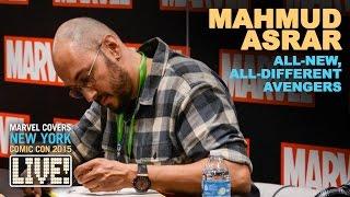 Artist Mahmud Asrar Reveals his Favorite Characters
