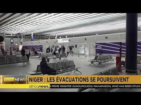 Africanews français en direct - Info et actualités en continu