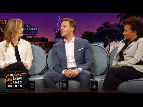 Wanda Sykes, Luke Bracey & Amber Heard on Extreme Stunts