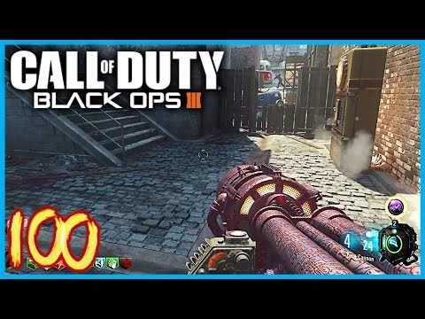 Thumbnail: Black Ops 3 Kino Der Toten Round 1-63 Ultimate High Round Strategy Guide! (BO3 Zombies Round 100)