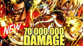THE SECRET WEAPON FOR THE 70 MILLION RISING RUSH CHALLENGE RUSH MISSION! Dragon Ball Legends
