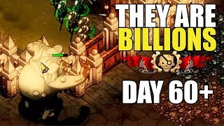 Victory in Dark Moorland?! - Day 60+ - They Are Billions Gameplay