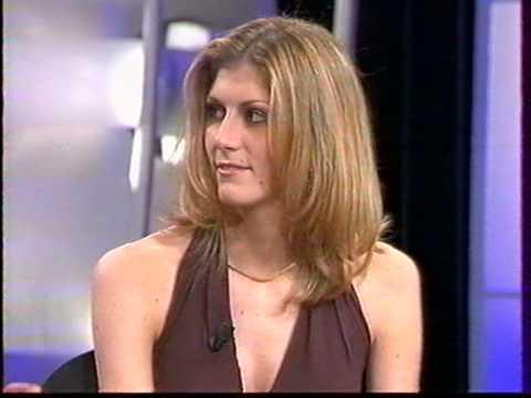 Eva Serrano à Nulle Part Ailleurs (juin 2000)
