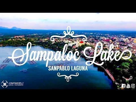 Sampaloc lake San Pablo City Laguna 2016