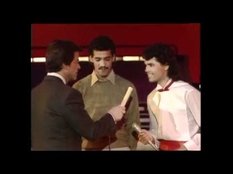 Interview with DeBarge on American Band Stand