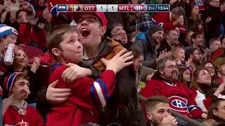 Jeff Petry Goal vs OTT 04-01-18
