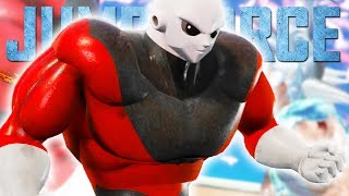 *NEW* JIREN IN JUMP FORCE MOD - Jump Force Part 6 | Pungence