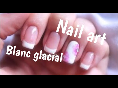 tutoriel nail art 42 french pied au vernis permanent doovi. Black Bedroom Furniture Sets. Home Design Ideas