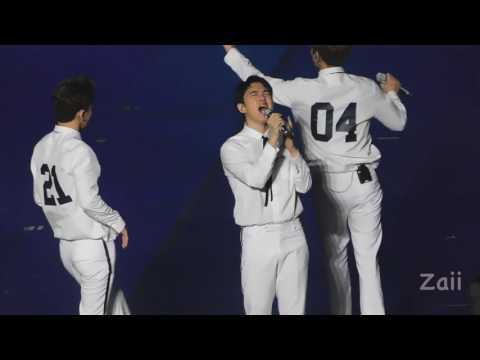 270417 EXO EXO'rDIUM in Mexico 2017 - Love me right