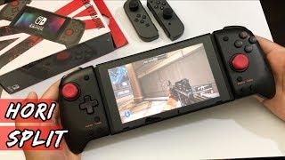 Nintendo Switch /HORI SPLIT PAD PRO/ Controllers!!