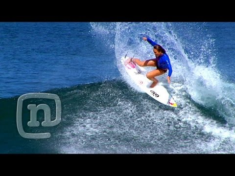 Pro Surfer Carissa Moore—The Way Up, presented by Target ...