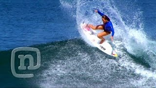 Pro Surfer Carissa Moore—The Way Up, presented by Target