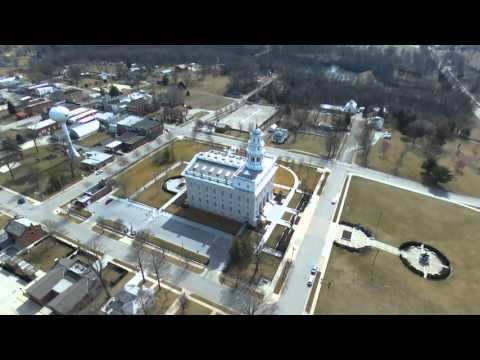 2016-03-06 - Nauvoo Stake Center and Nauvoo Temple