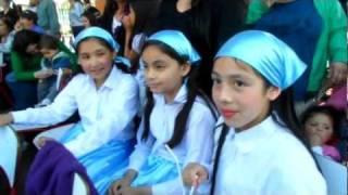 Colegio Aviador Dagoberto Godoy F.Alanisse Marie Frances,Fiestas Patrias Chilenas 18 Septiembre 2011