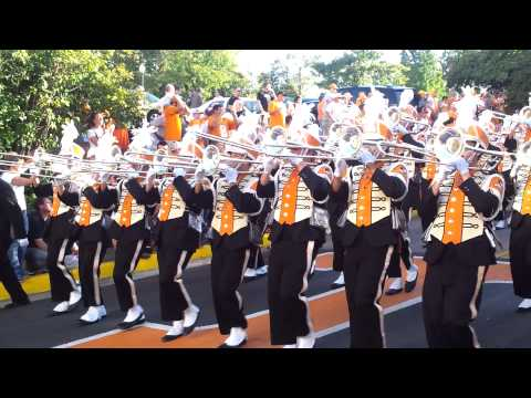 University of Tennessee Marching Band