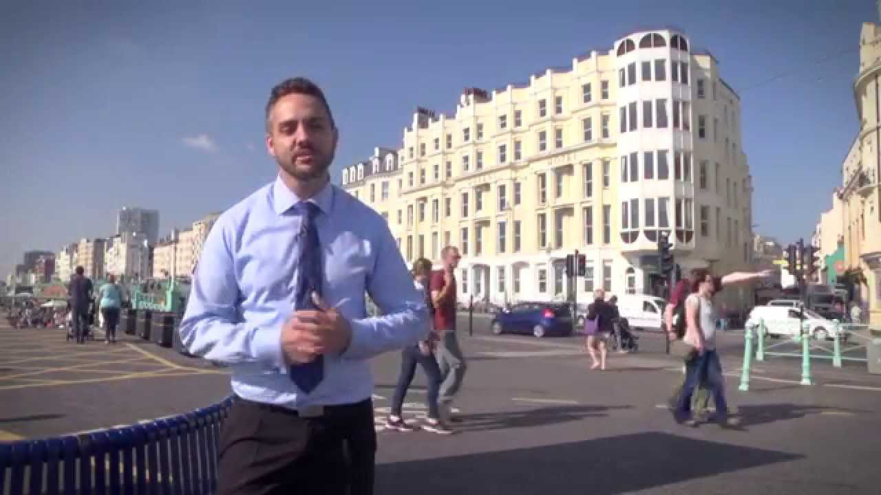 Brighton Hotels Queens Hotel Youtube
