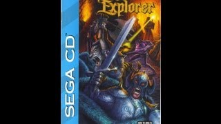 Dungeon Explorer on the Sega CD (Impressions and Mini Review)