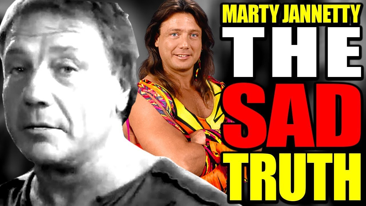 Former WWE Star Marty Jannetty Apparently Claims To Have 'Made ...