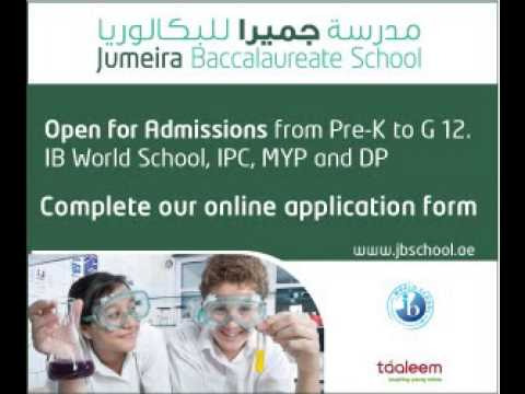 Jumeira Baccalaureate School in Dubai, UAE