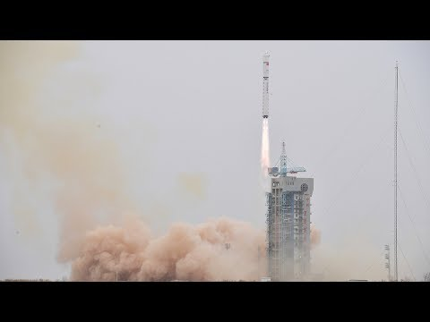 China successfully launches land exploration satellite