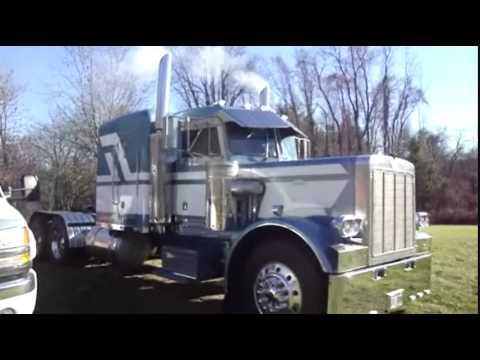 Cold start Cummins 400 big cam 3