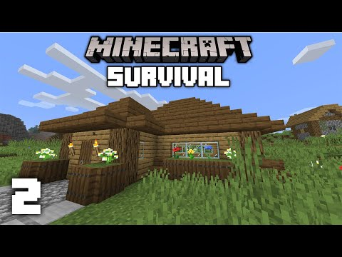 Minecraft 1.14 Survival Let's Play