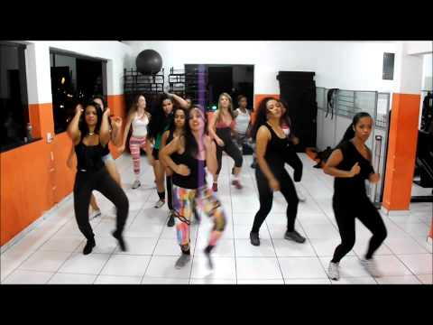 Aula de Zumba -Show Das Poderosas 2 (Anitta) Travel Video