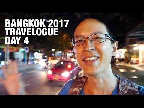 Visiting Wat Arun and Asiatique | Bangkok 2017 Day 4